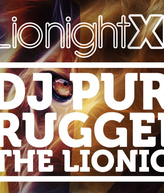 2 feb. Lionight XL w/ Puri, Rugged en The Lionice/ 't Veerhuis