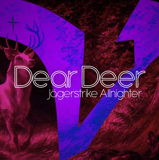 19 jan. Dear Deer w/ Jägerstrike Allnight / 't Veerhuis /